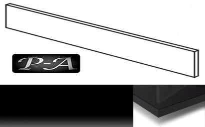 sockelblende 10cm hoch inkl dichtung h jetzt besonders. Black Bedroom Furniture Sets. Home Design Ideas