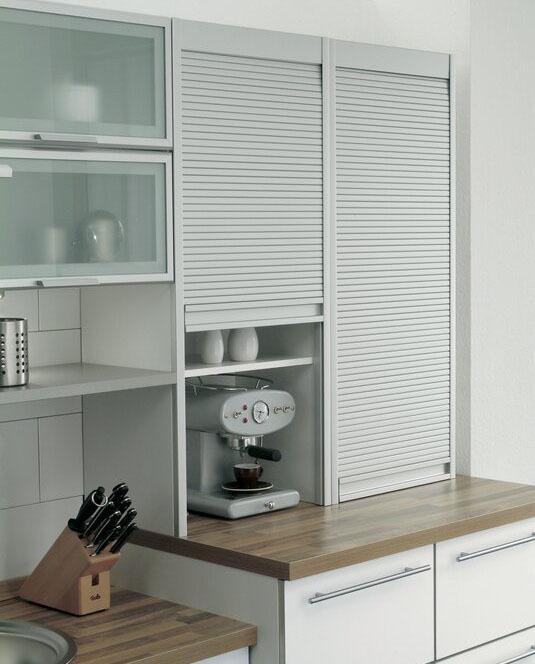 Boiler Cupboard Storage Ideas